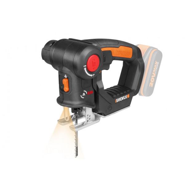 WORX WX550.9 20V MAX Axis Multi-Purpose Saw