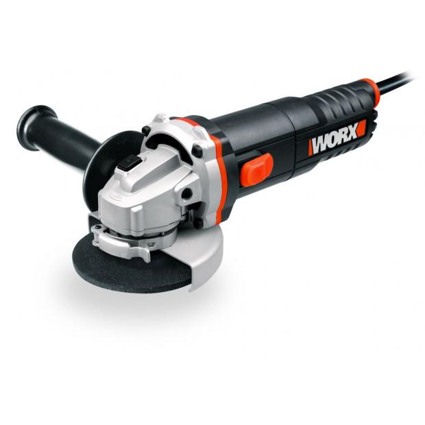 WORX WX710 860W 100mm Angle Grinder