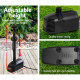 110W LED Lights Solar Fountain Battery Submersible Water Pump Image 7 thumbnail