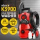 Kolner Electric High Pressure Water Washer Cleaner - K3900 Image 2 thumbnail