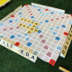 Giant Size Scrabble Set With Carry Bag 1.5x1.5m Image 3 thumbnail