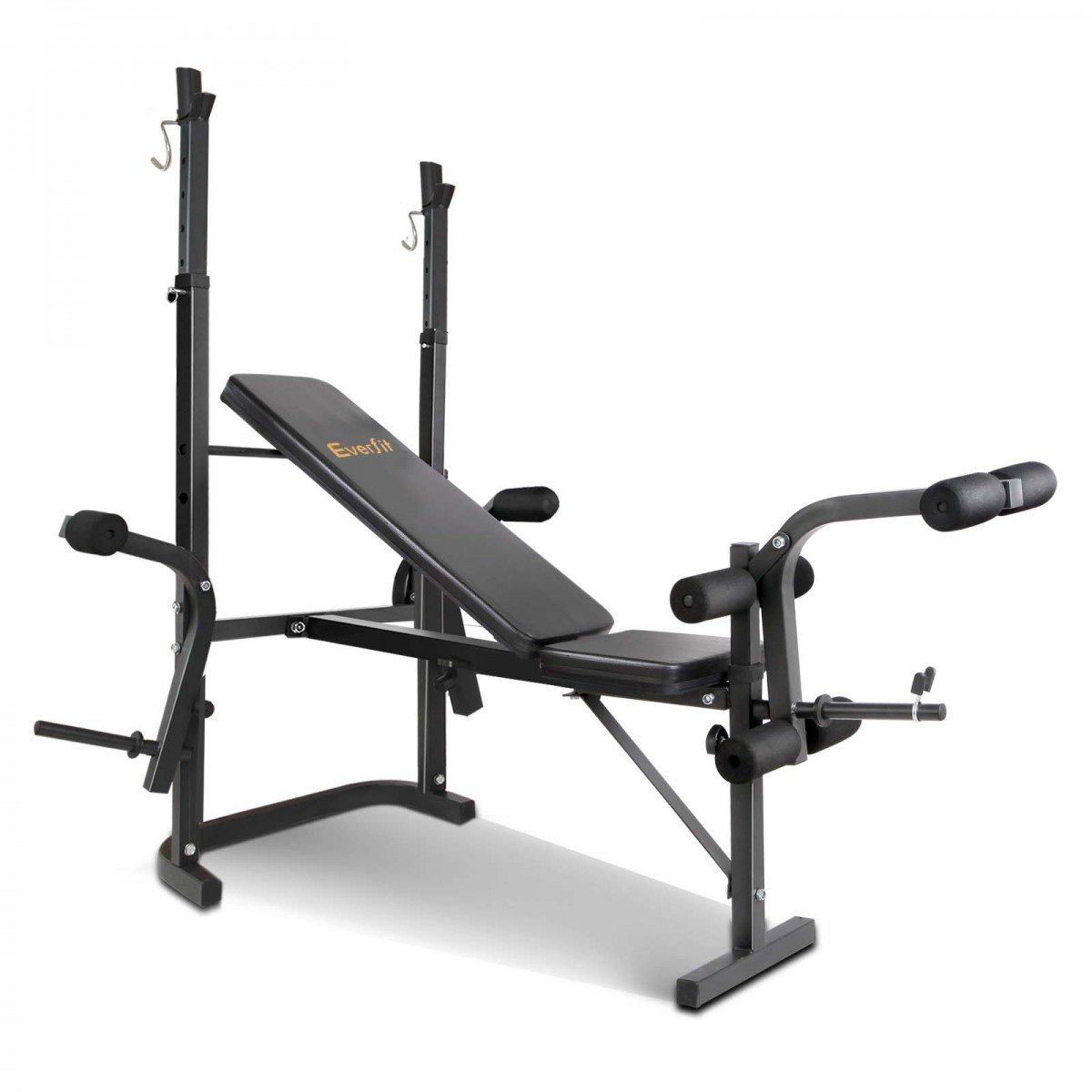 7-in-1 Multi-Station Home Weight Bench