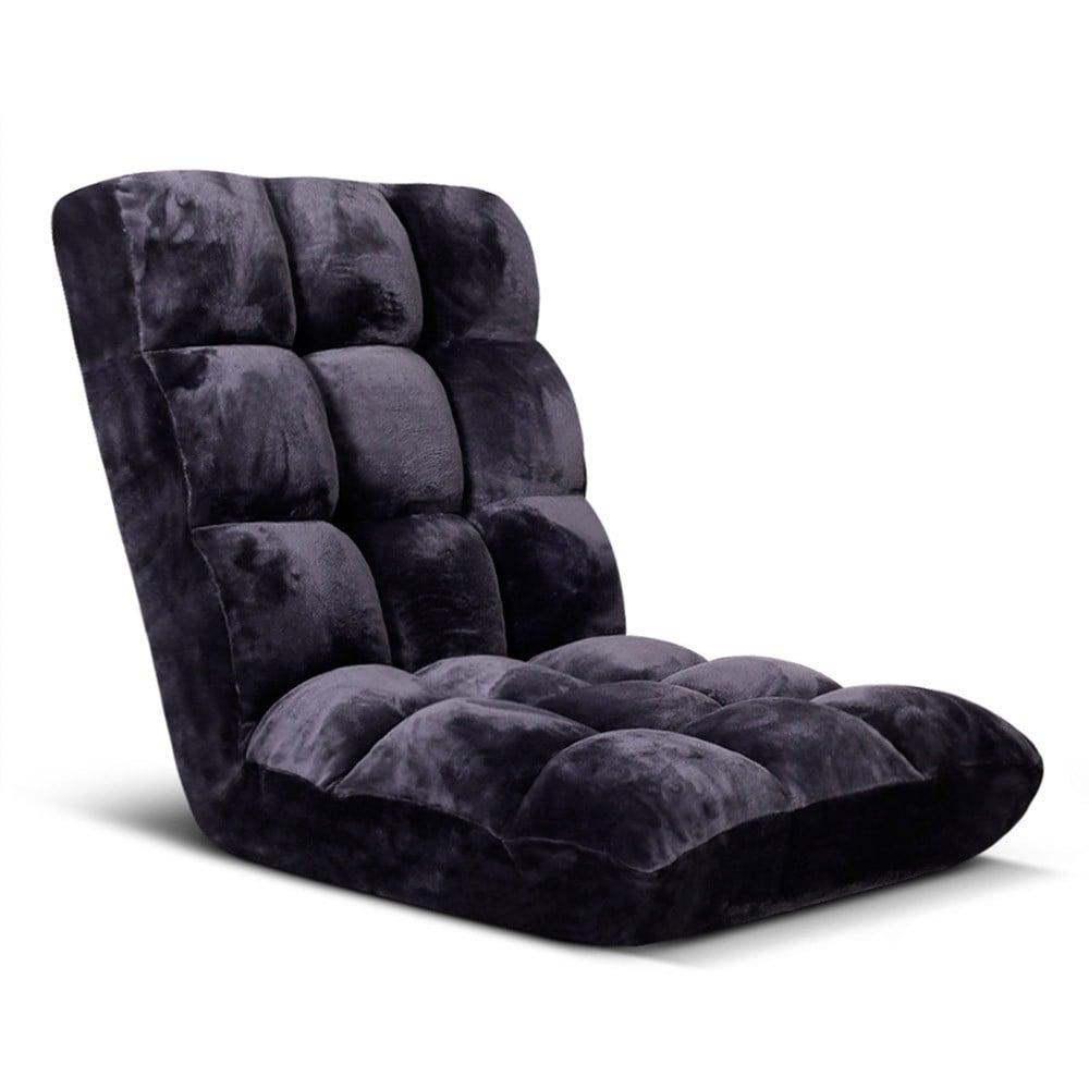 Adjustable Lounge Chair - Purple