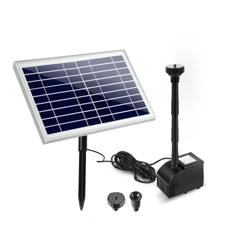 Solar Powered Water Pump for Ponds 60W