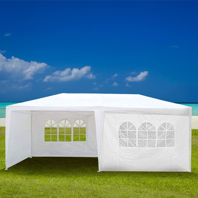 Wallaroo 3x6 outdoor event marquee