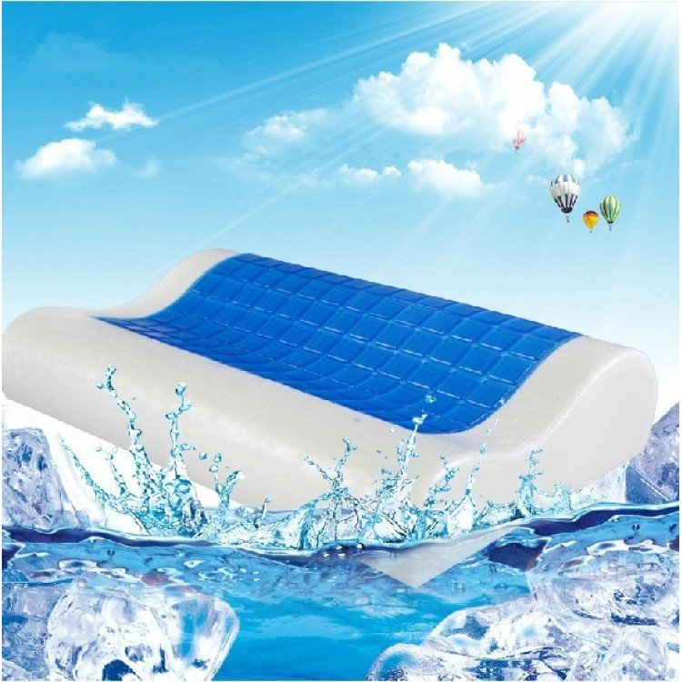 Royal Comfort GelTech Gel Memory Foam Pillow