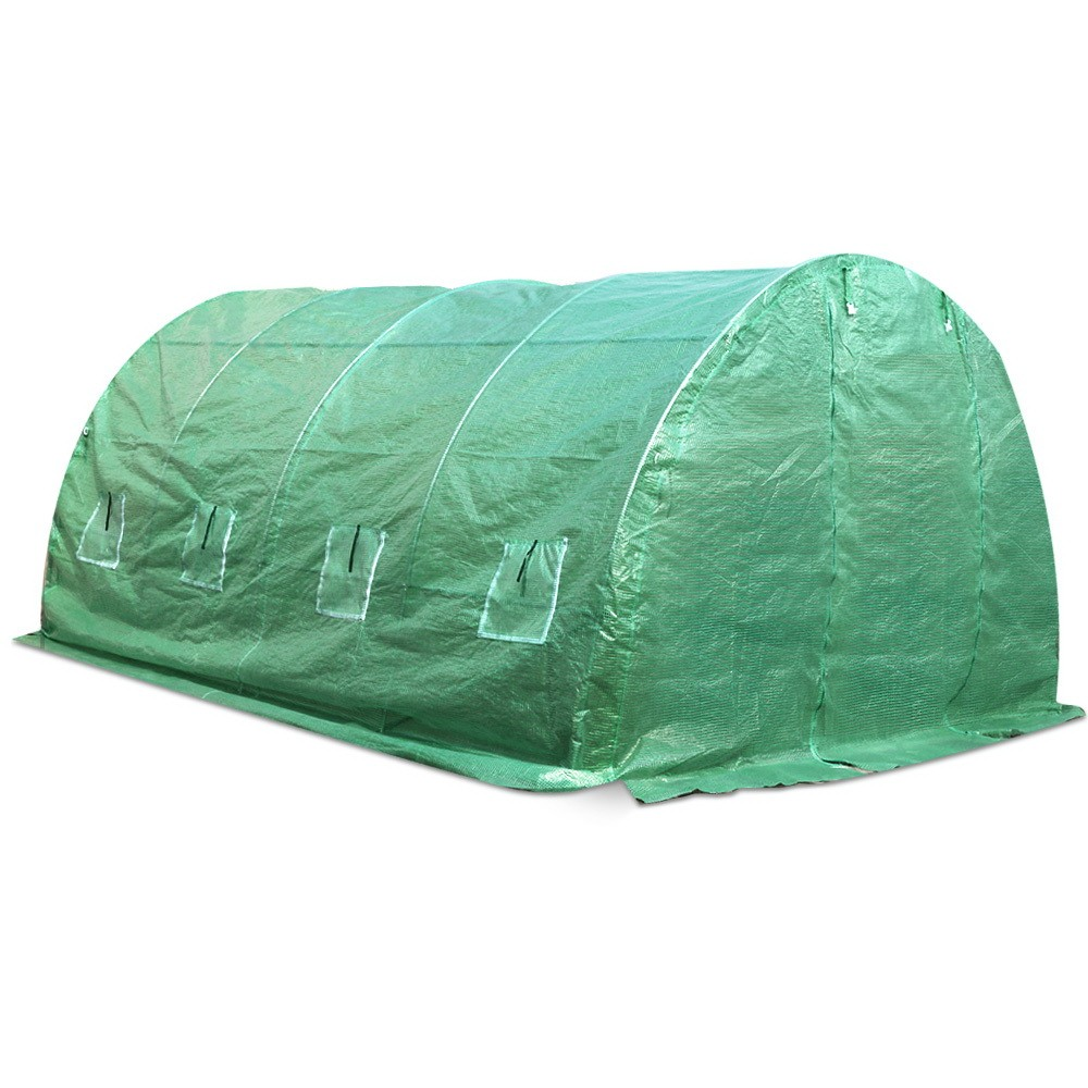 All Weather Tunnel Green House With ample protection