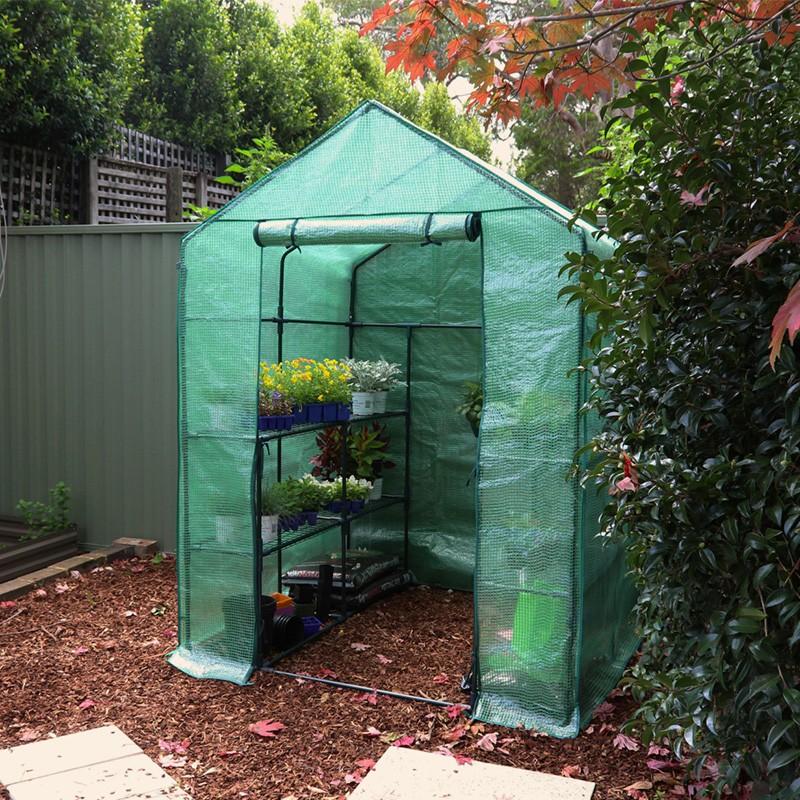 4 Tier Walk-in Greenhouse