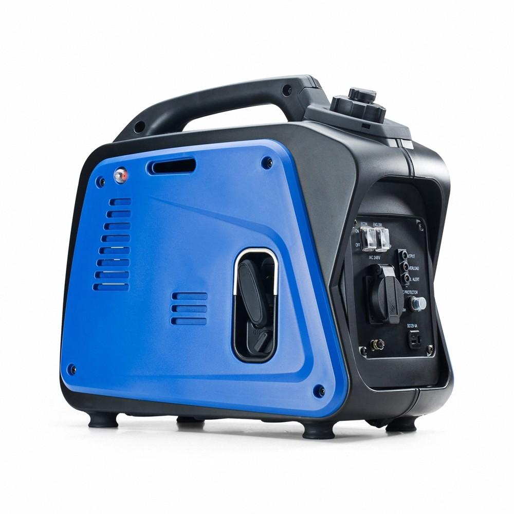 GenTrax 1000w PureSine Silent Portable Petrol Compact