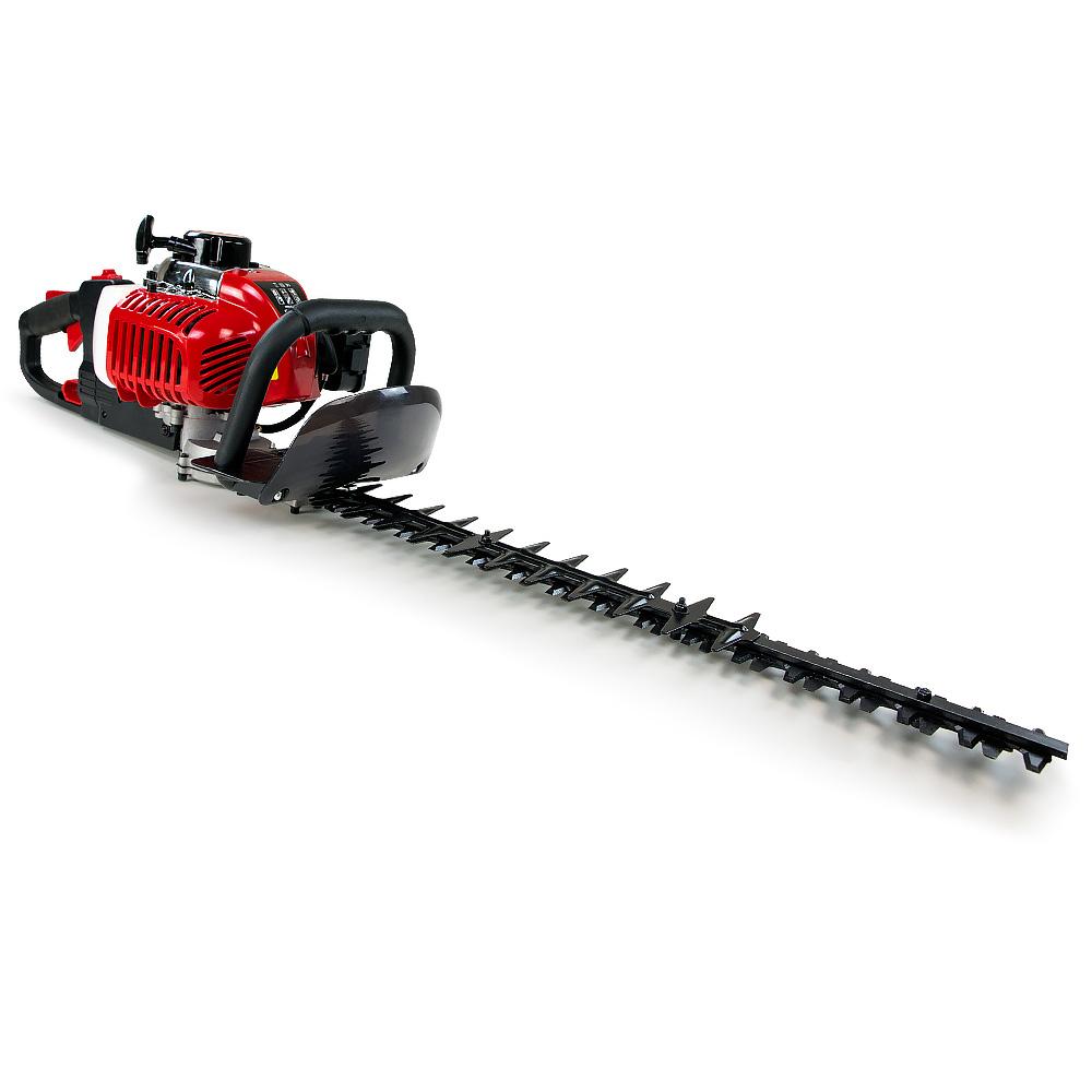 Yukon 26cc petrol hedge trimmer with side cut