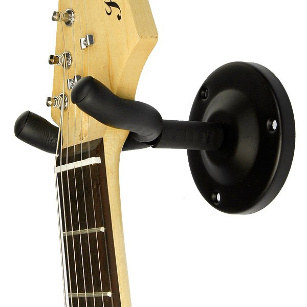 wall mount guitar stand gs017 other music items. Black Bedroom Furniture Sets. Home Design Ideas
