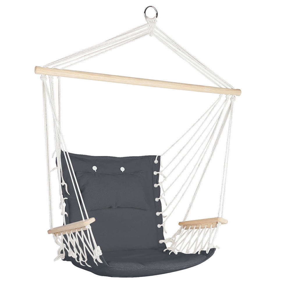 Hammock Hanging Swing Chair - Grey
