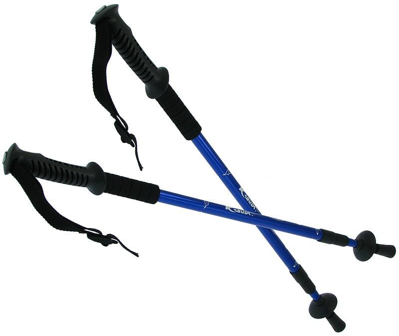 Pair Anti-Shock Trekking Hiking poles