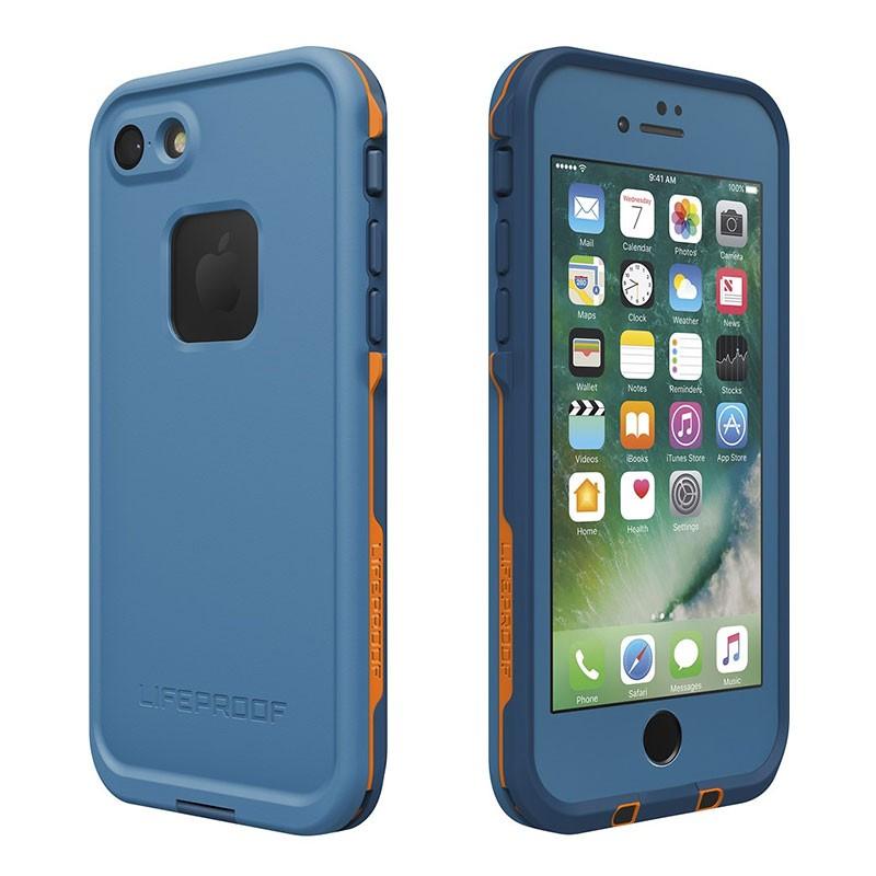iPhone7 Genuine LifeProof Fre Case - Blue
