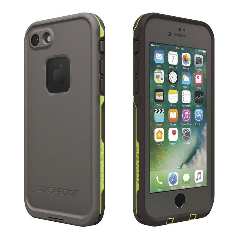 iPhone7 Genuine LifeProof Fre Case - Grey