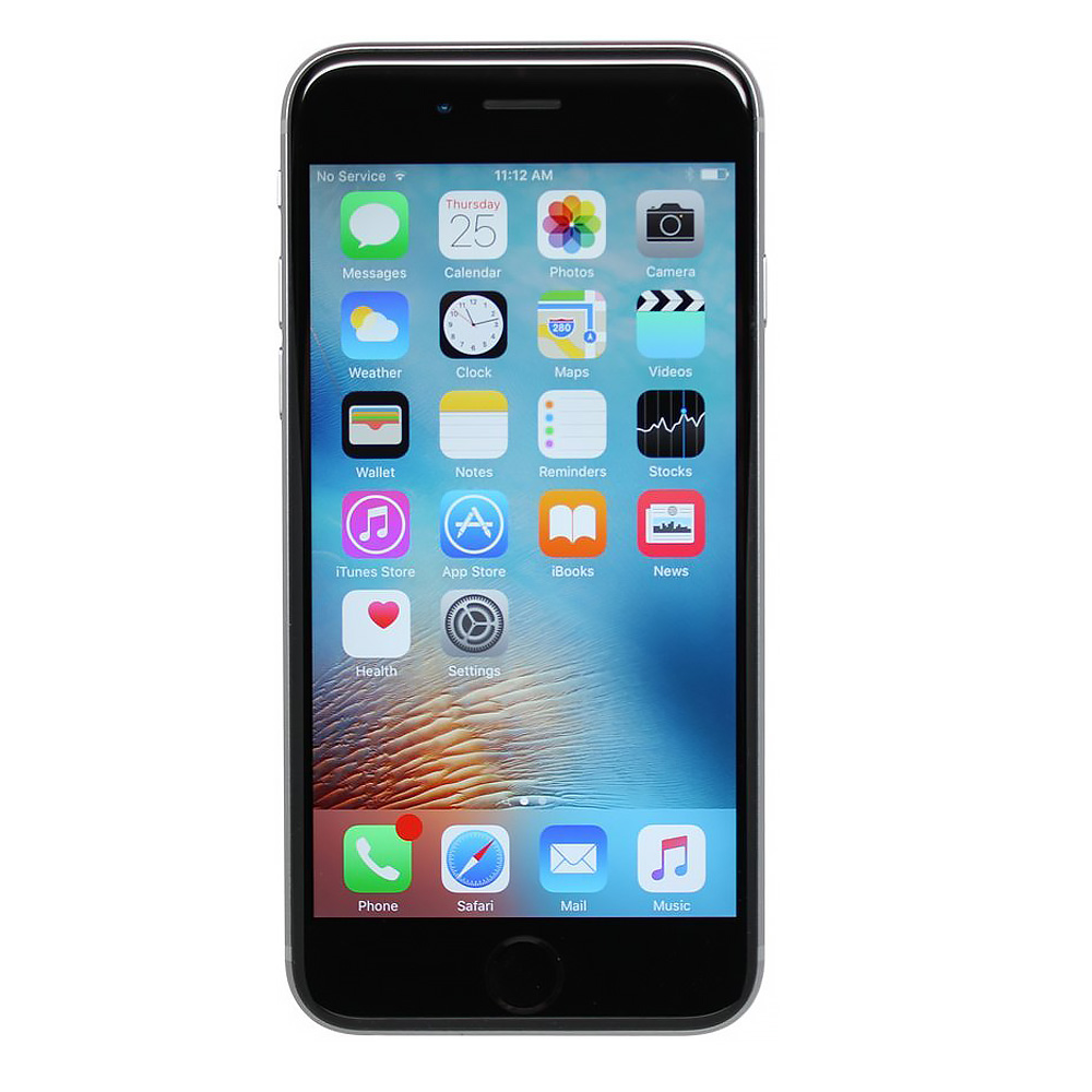 Apple Iphone 6s 16gb Unlocked With Usb Cable Only Space