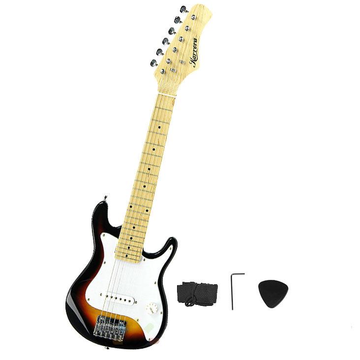children 39 s electric guitar pack sunburst childrens guitars. Black Bedroom Furniture Sets. Home Design Ideas