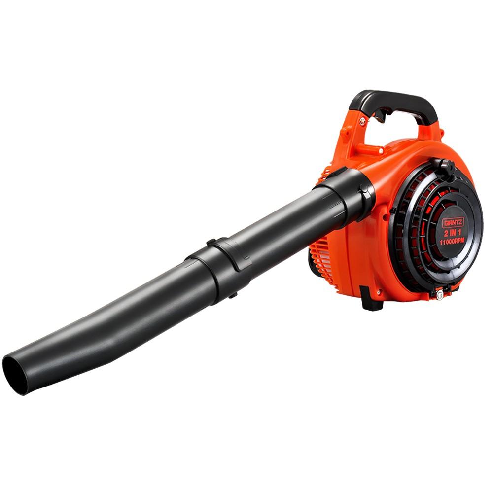 26CC Petrol Blower and Vacuum - Orange & Black