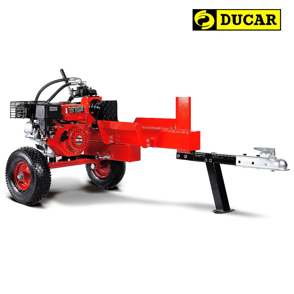 Ducar 20 Ton Hydraulic Petrol Engine Log Splitter