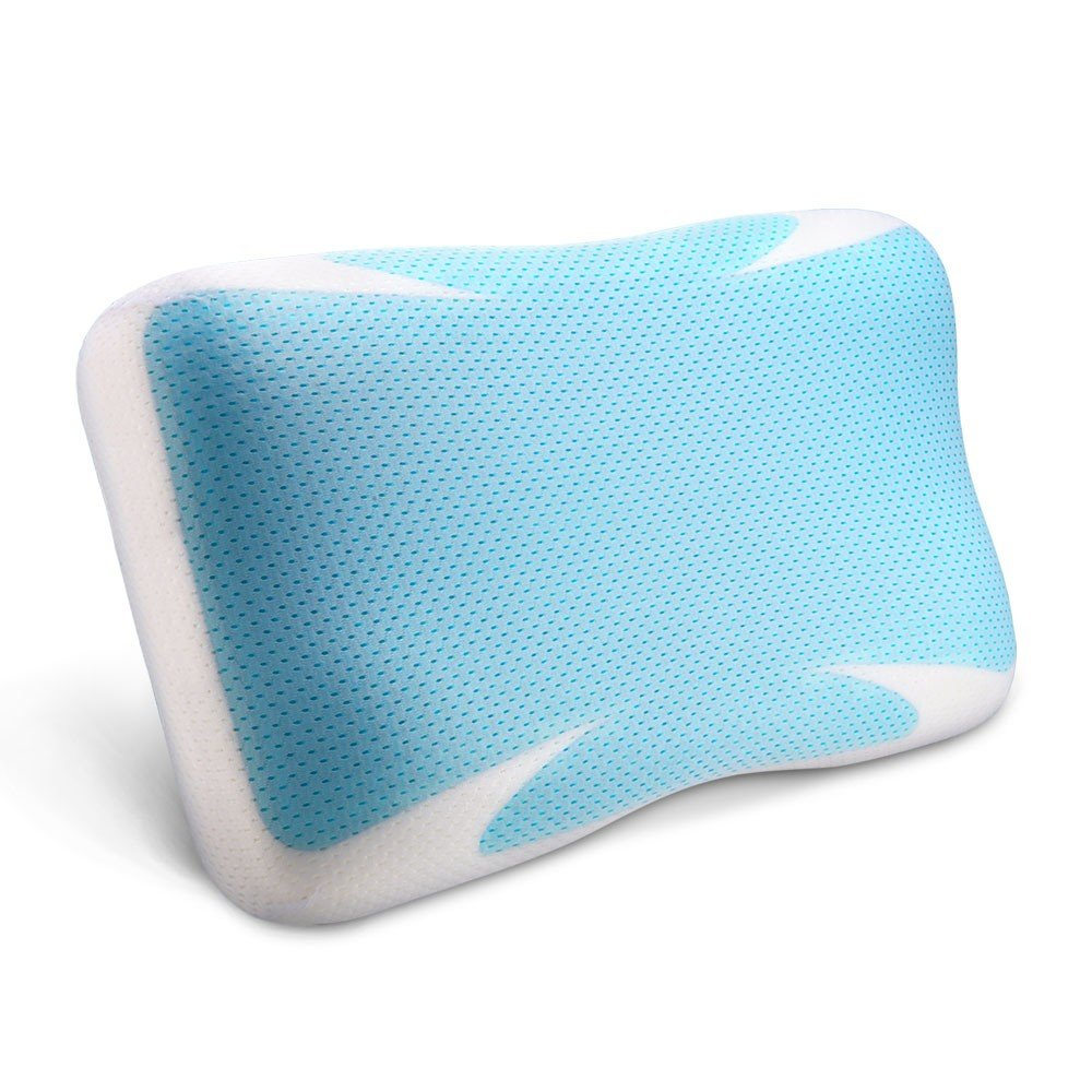 Giselle Bedding Cool Gel Memory Foam Pillow