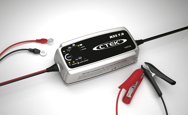 Ctek MXS 7.0 12V 7A Car Battery Charger