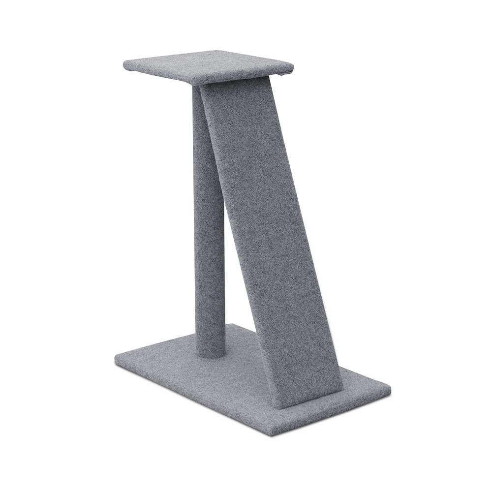 82cm Tall Cat Scratching Post with Ramp