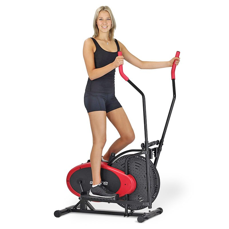 PowerTrain elliptical cross trainer bike