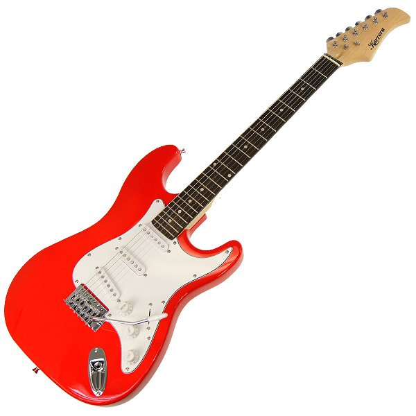 Full Size Electric Guitar - Red