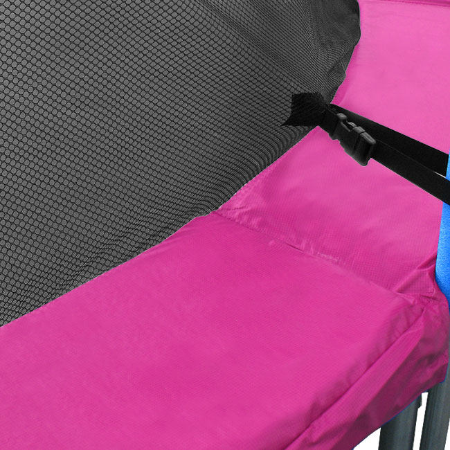 Pink Replacement trampoline spring safety pad