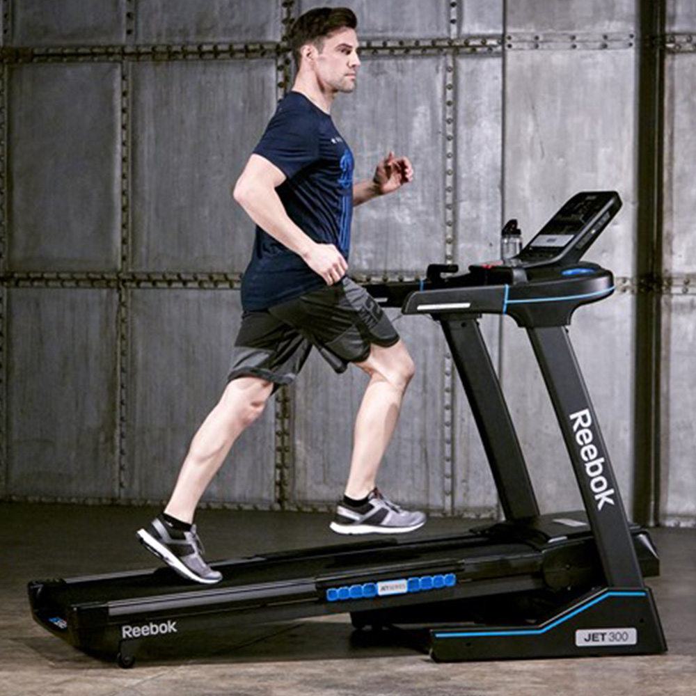 Reebok Jet 300 Series Treadmill with Bluetooth