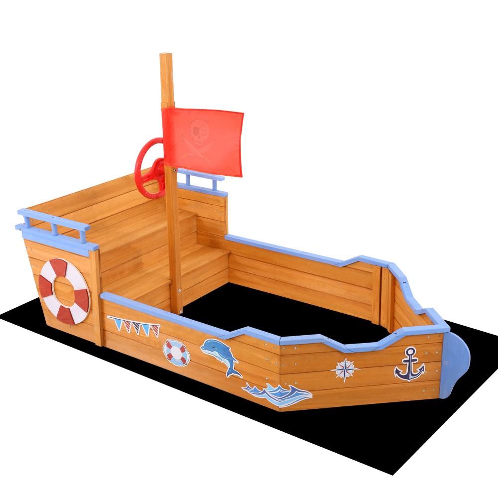 Keezi Boat Sand Pit