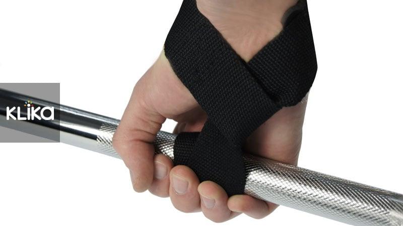 Weightlifting wrist straps