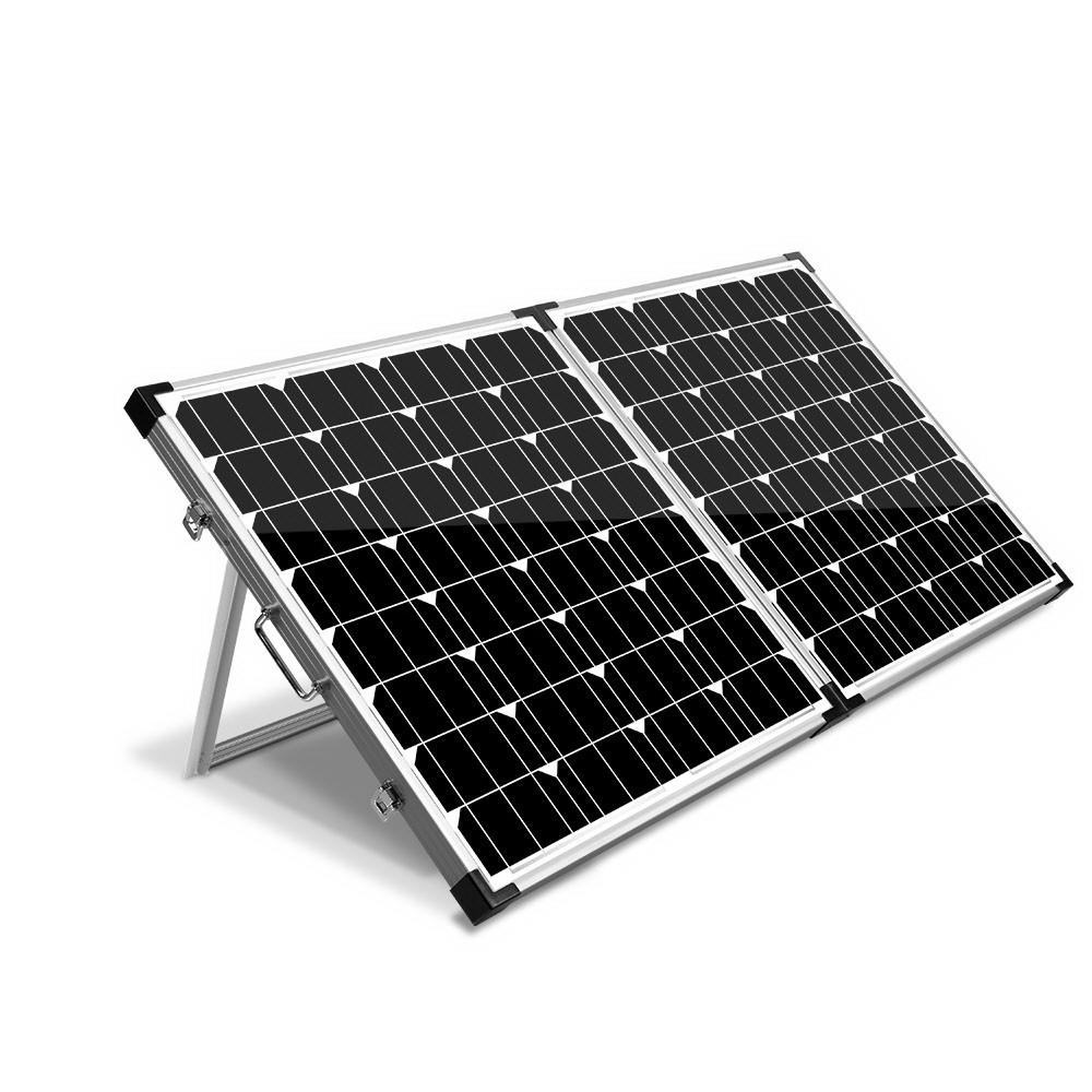 250W Solraiser Bi-Fold Portable Solar Panel