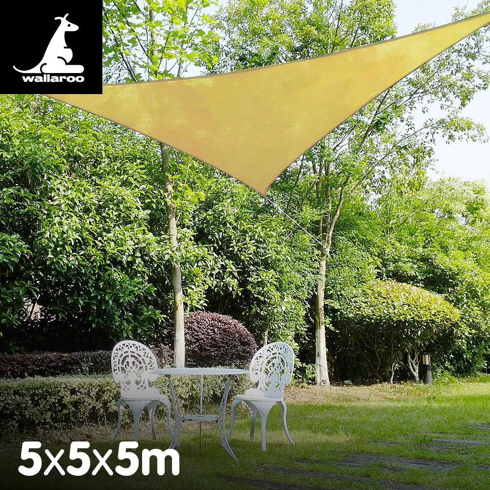 Wallaroo Shade sail 5m triangle