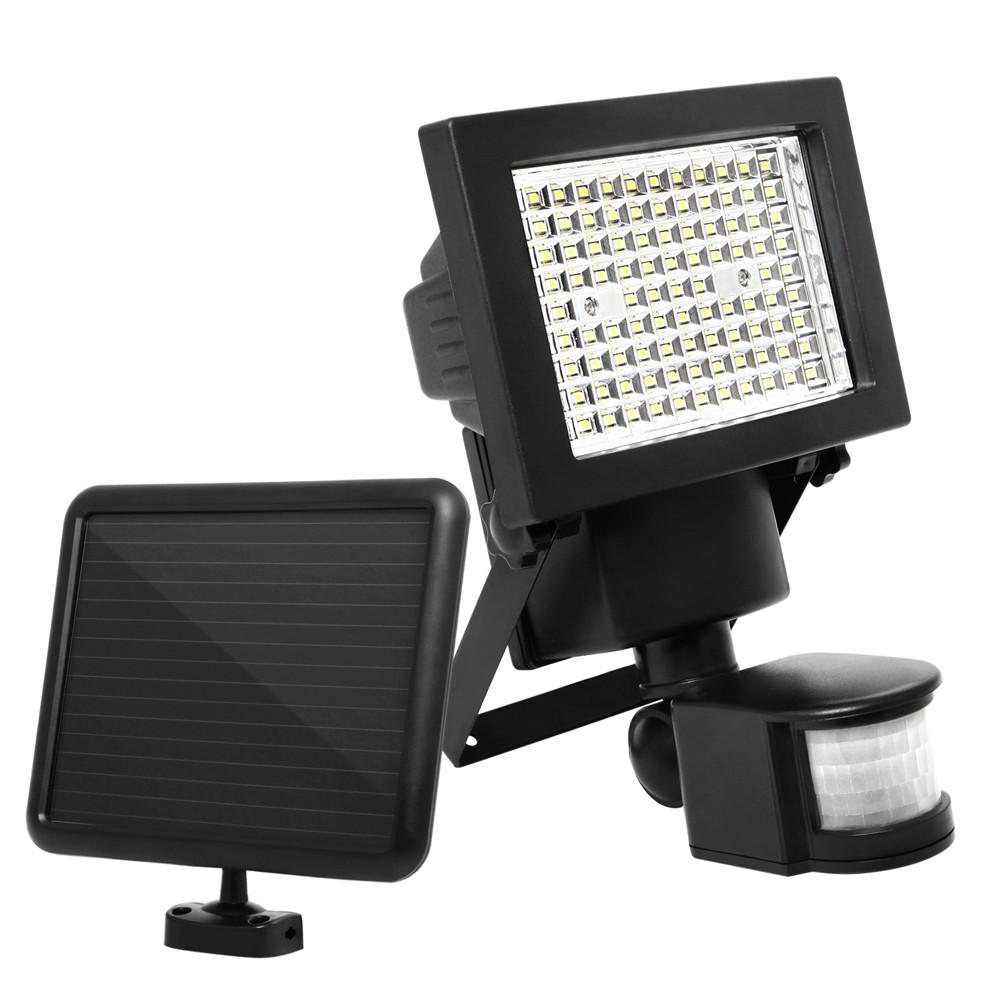 100 LED Solar Powered Sensor Light