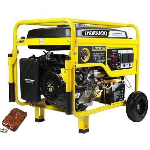 Thornado Petrol Generator 7500W Power 18HP REMOTE Key Start