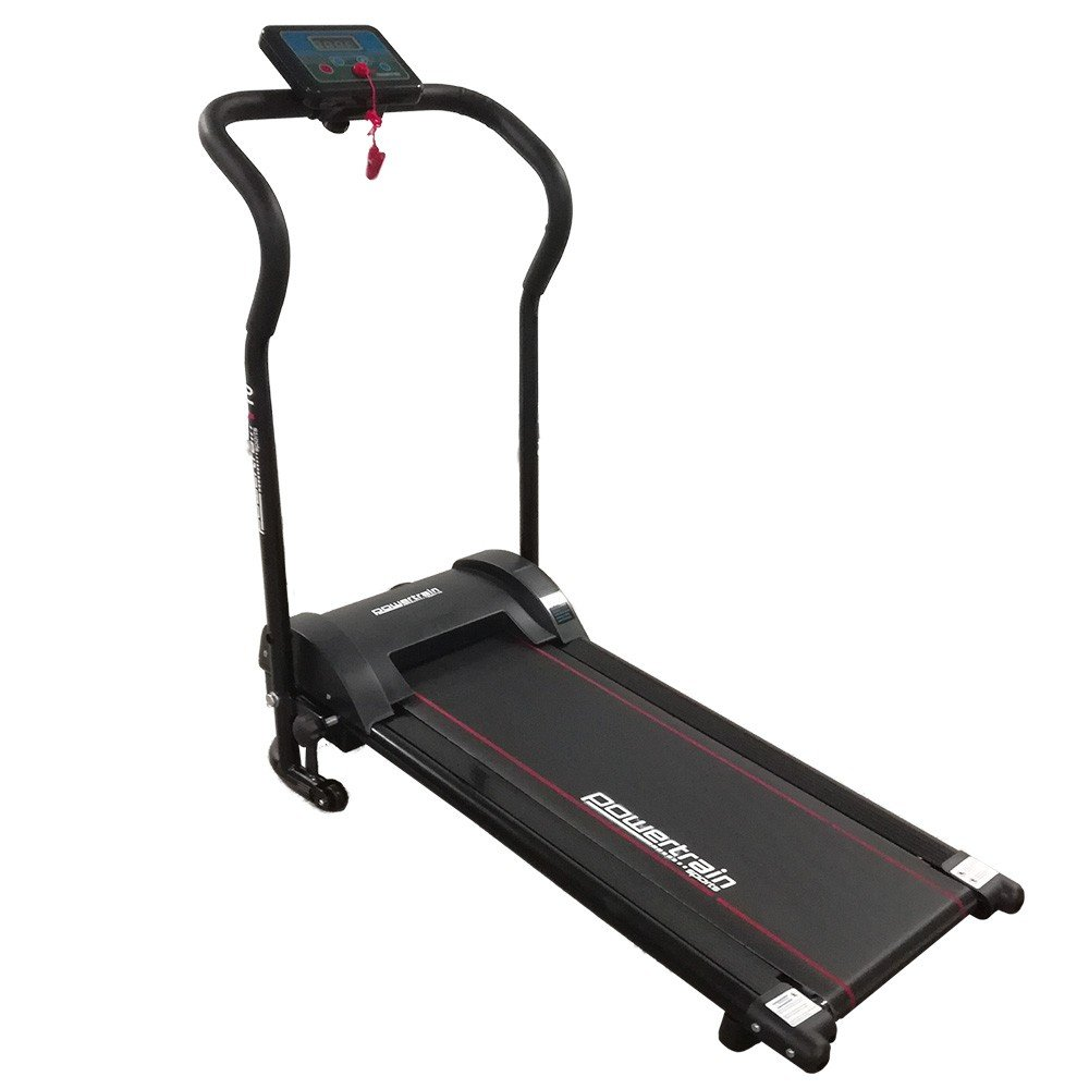 Powertrain Treadmill V10 Cardio Running Exercise Home Gym - Black