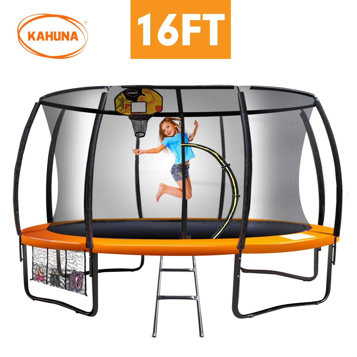 Kahuna 16 ft Trampoline