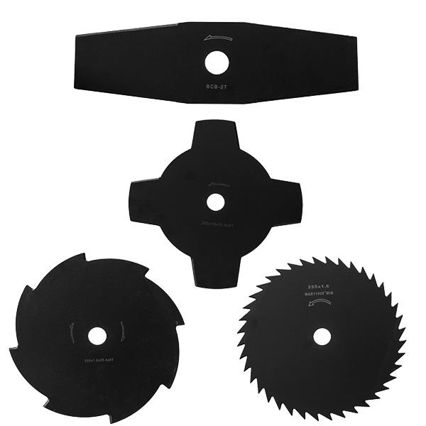 Brush Cutter Trimmer Blades 4 Pack