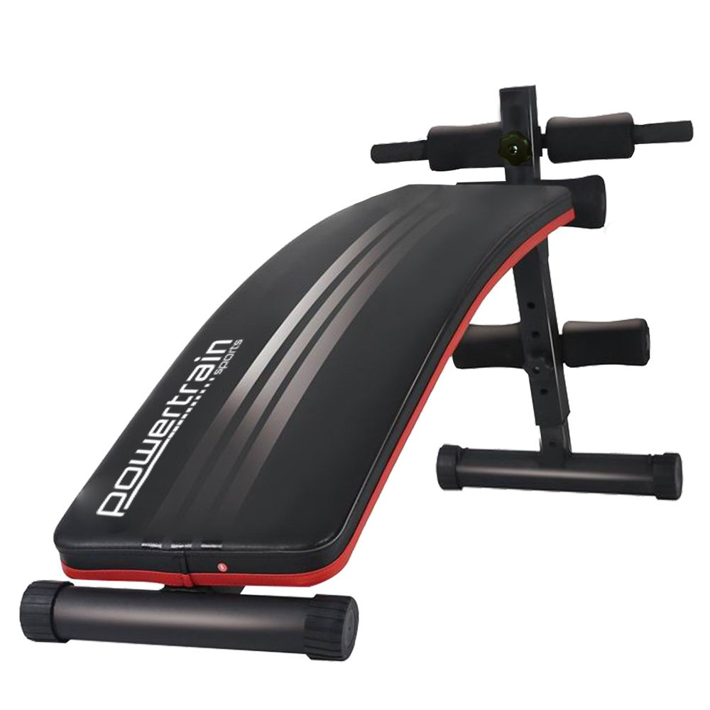 Powertrain Sit Up Bench Incline Decline Adjustable