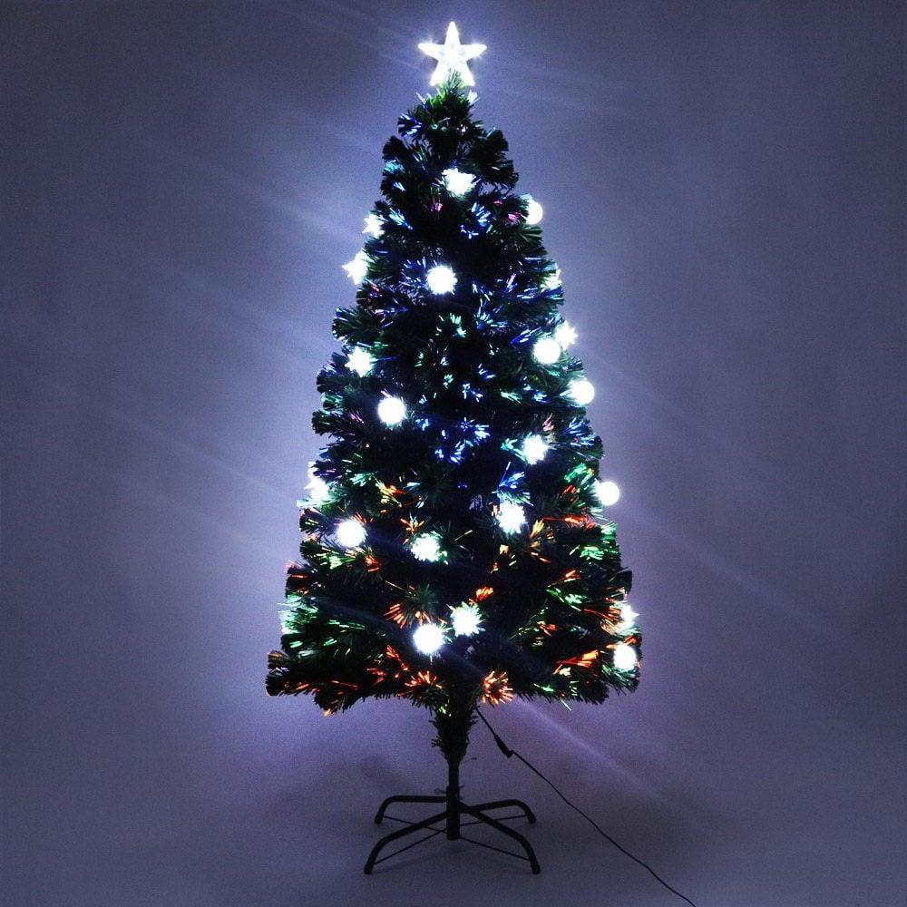 Jingle Jollys 1.5M 5FT LED Christmas Tree Multi Colour