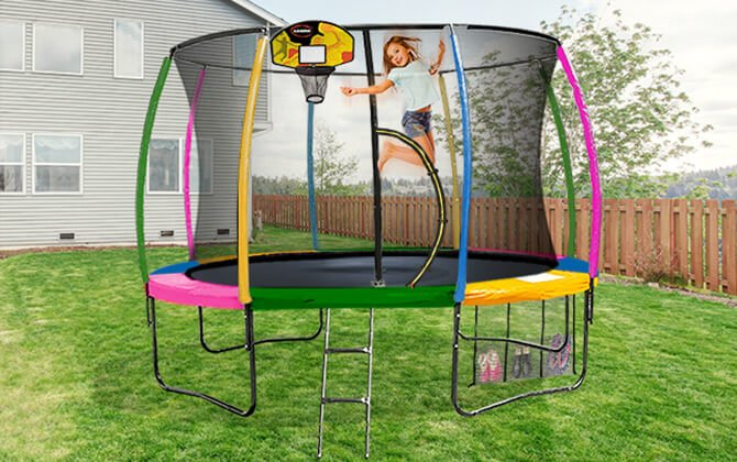 Afterpay Trampolines